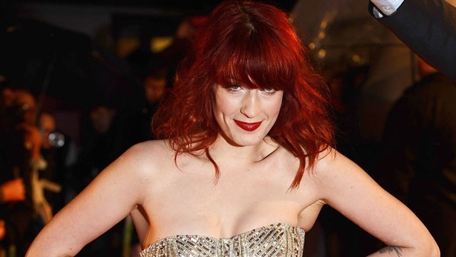 Florence Welch - hottest rock stars_176487294450213