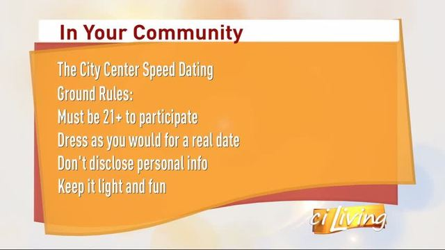 Speed-Dating in Champaign illinois