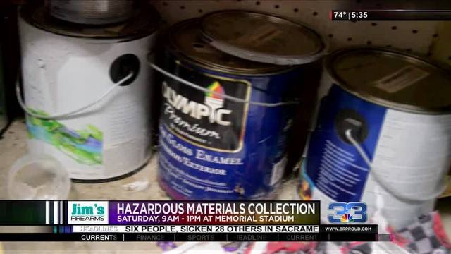 Hazardous materials collection day for East Baton Rouge Parish coming soon