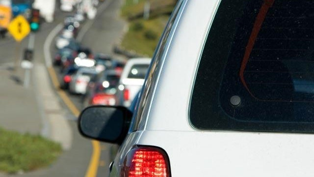 Traffic heavy in State College