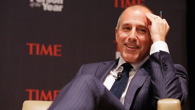 Matt Lauer interviews worth rewatching