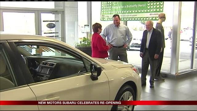 New Motors Subaru Erie Pa >> New Motors Subaru Celebrates Grand Re Opening