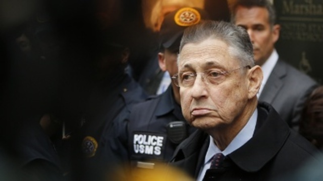 Ex-New York Assembly Speaker Silver found guilty in second corruption trial