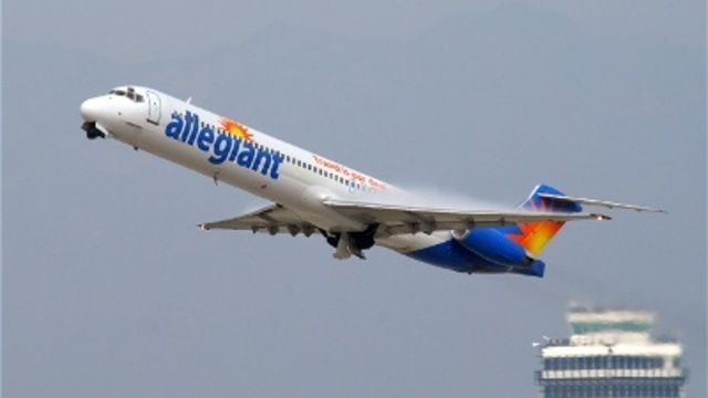 Allegiant airlines announce new nonstop services from Syracuse to Orlando