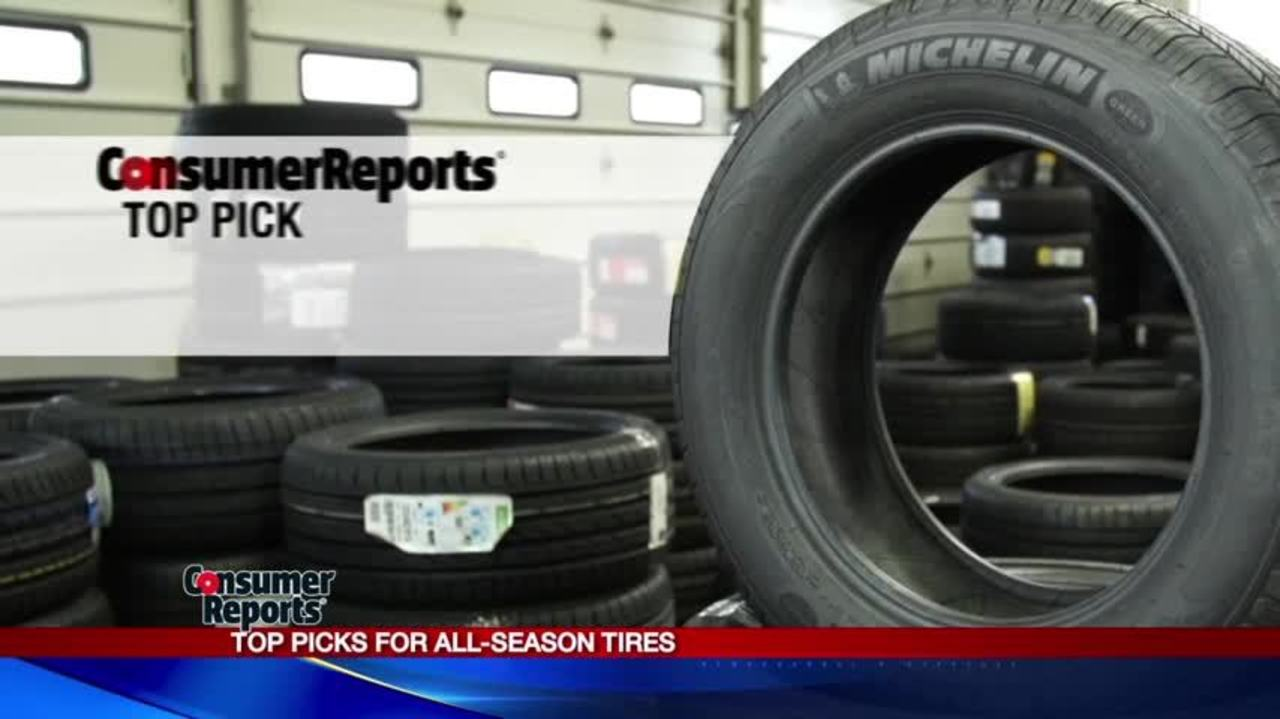Top All Season Tires Consumer Reports