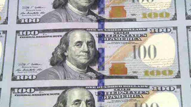 What do you do if someone gives you counterfeit money?