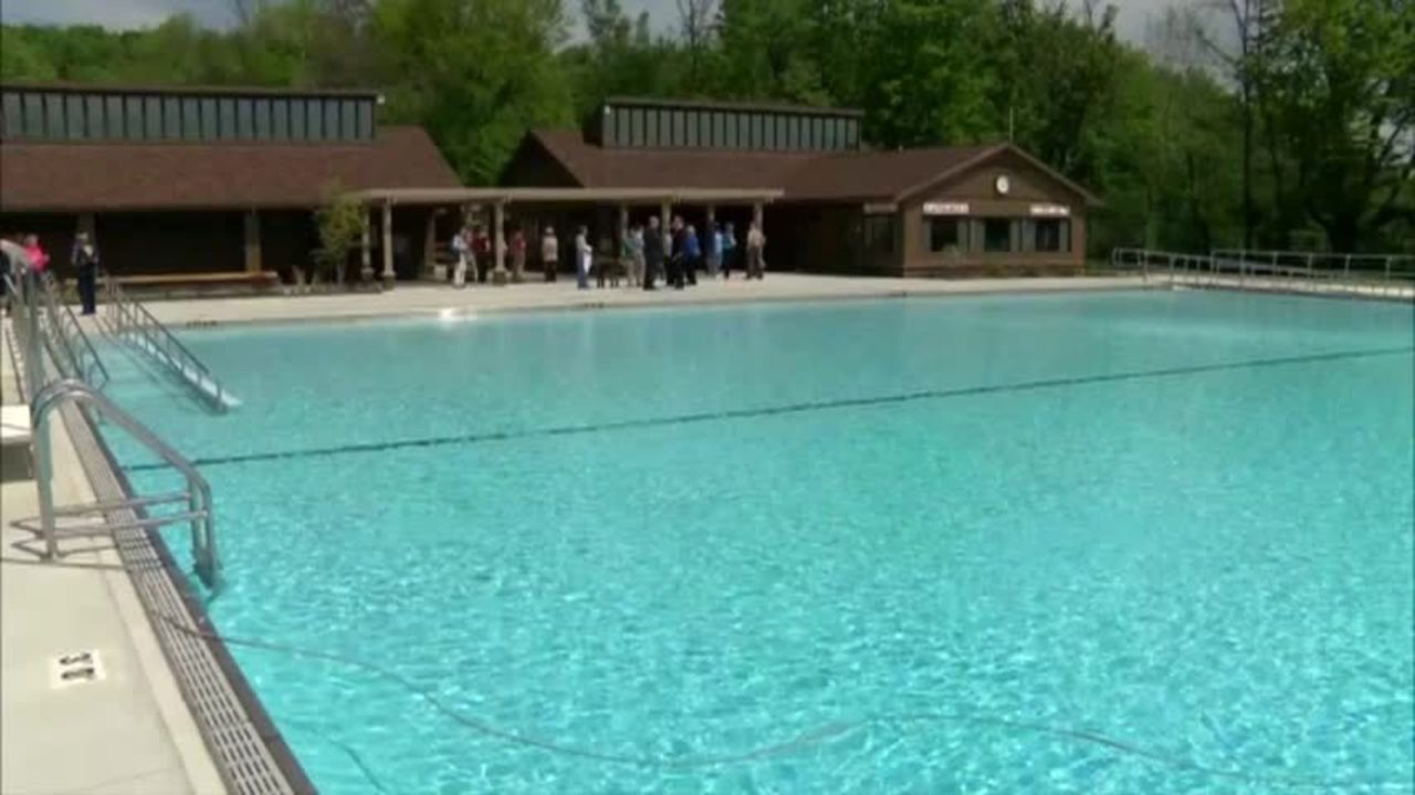new pool at lackawanna state park to open saturday