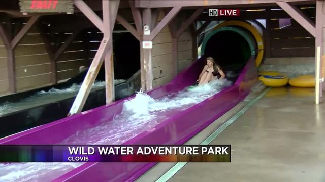 New Video Game Water Ride In The Valley