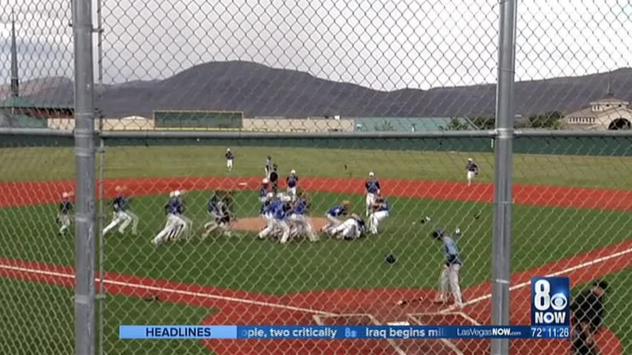basic high school baseball team wins state title