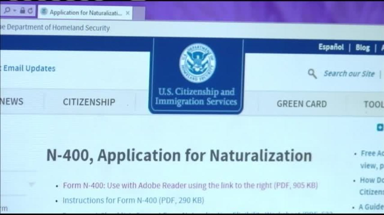 Us Citizenship Applications Increase Before Presidential Election