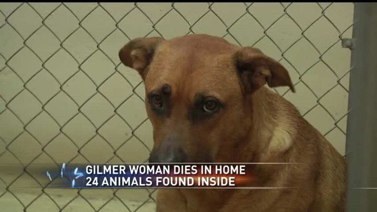 Gilmer woman found dead inside her home with 24