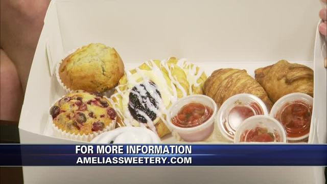 Amelia S Sweetery Offers Tuesday Morning Pick Me Ups