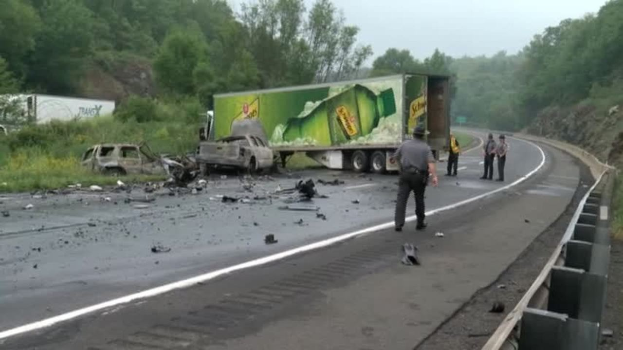 Driver identified in deadly Interstate 80 crash