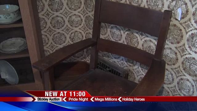 Delicieux Fayetteville Home Will Auction Stickley Furniture