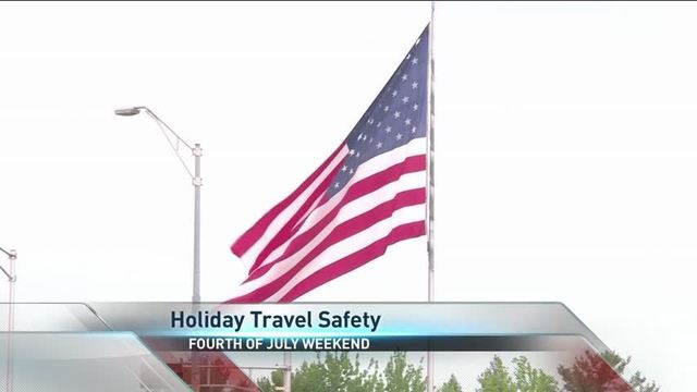 Fourth of July Safe Travel Tips - Story