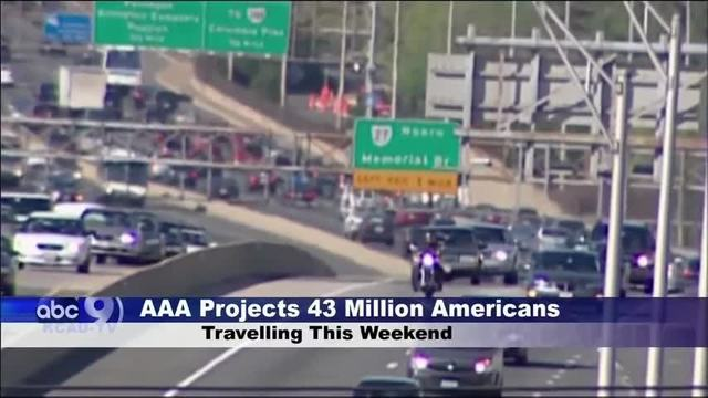 AAA travel report for this Fourth of July holiday weekend