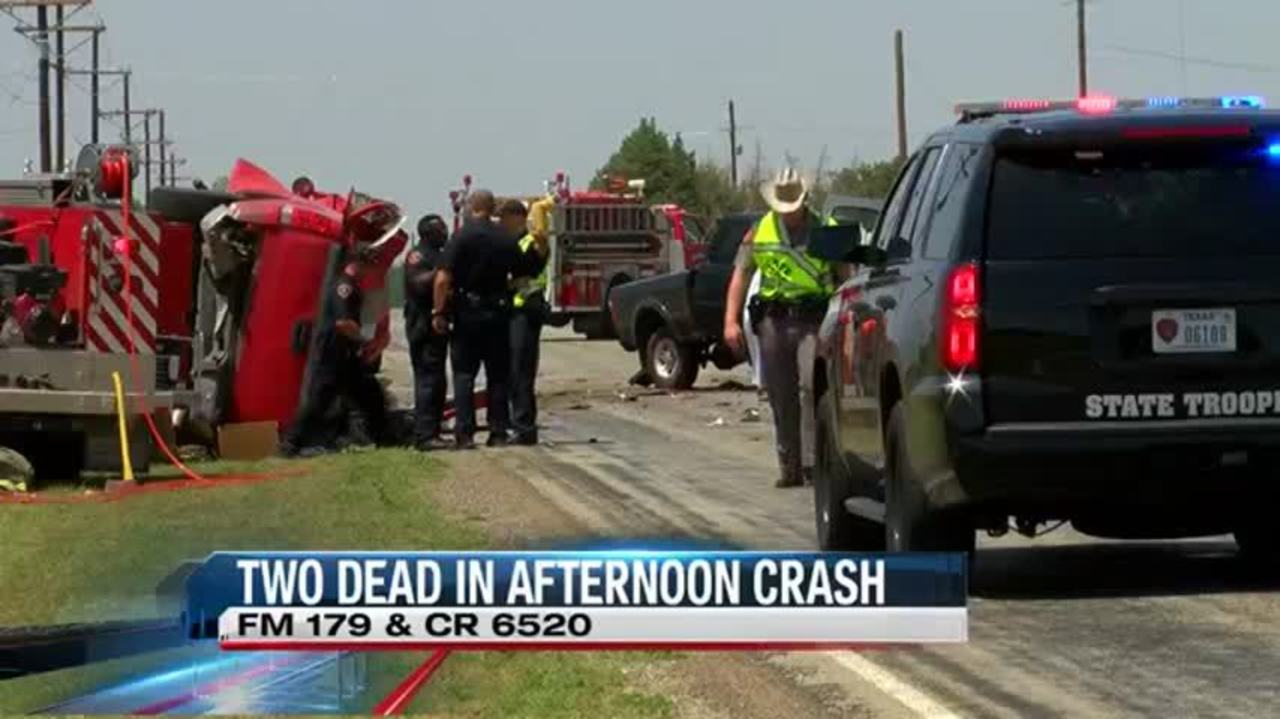 Two Dead Following Three Vehicle Accident in West Lubbock Saturday Afternoon - EVERYTHINGLUBBOCK