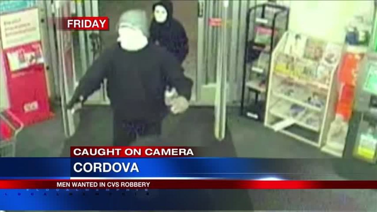 suspects wanted for cvs robbery