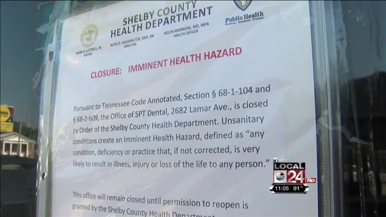 Health Department Offers Testing For Local Dental Patients For