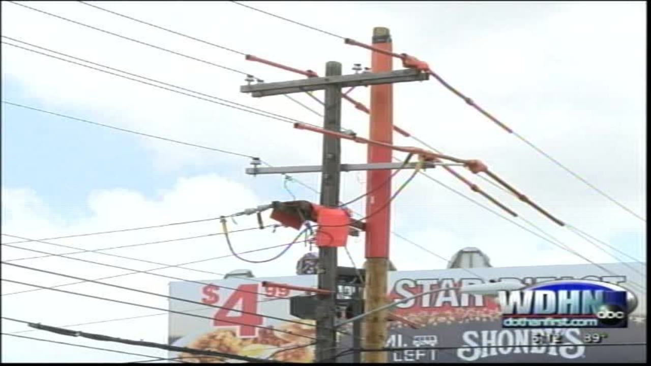 POWER UPDATE: Dothan Utilities reports all major lines repaired