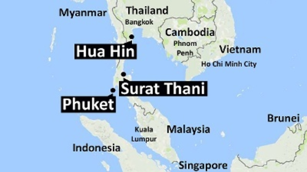 Bombs strike in 3 Thai cities within hours