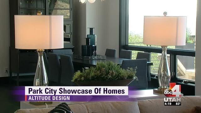 Alude Design Featured At Park City Showcase Of Homes