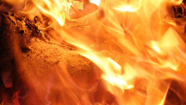 Five people displaced in Thanksgiving morning fire