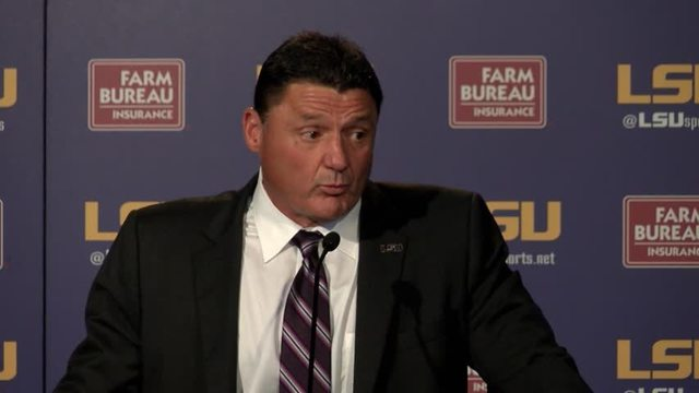 Coach O buying house in Baton Rouge