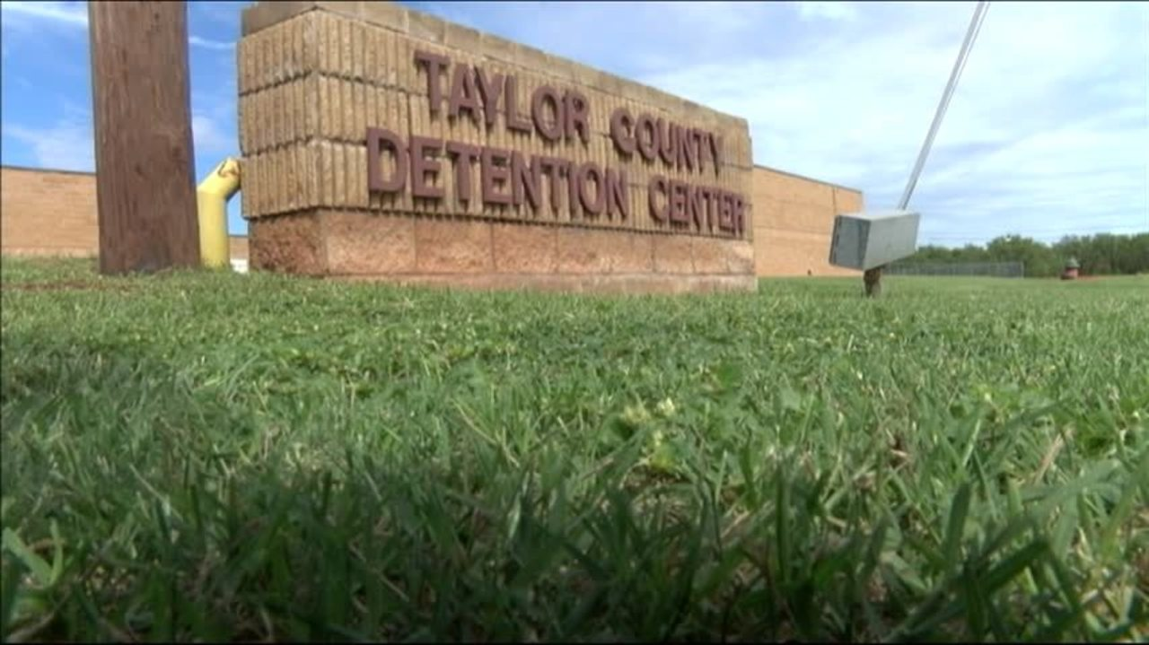 Fewer Female Arrests but Taylor County Jail Still