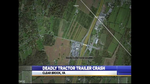 South Carolina man dies after tractor-trailer collision on I-81