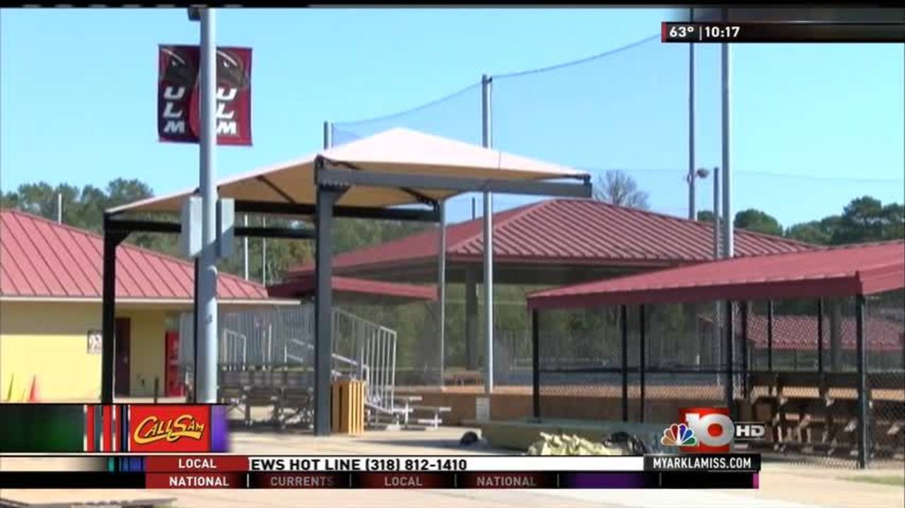 Ulm S Intramural And Softball Fields Get A Facelift