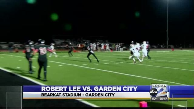 Garden City Wins District Title With Friday Win