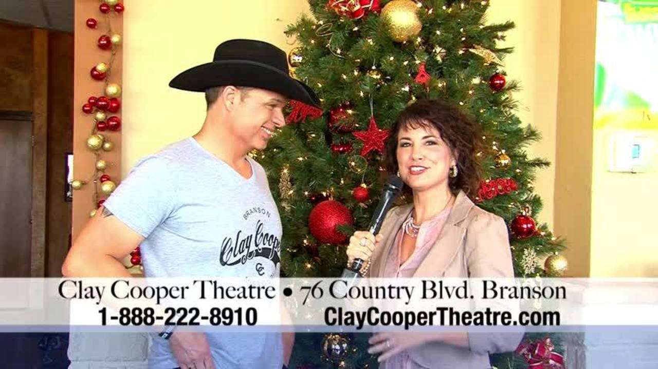 Clay Cooper Theatre - They are ready for their Christmas Show and ...