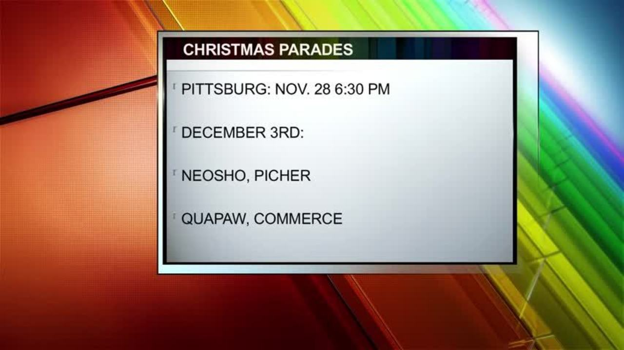 Four State cities plan upcoming Christmas celebrations