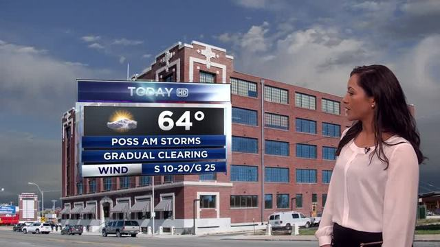 KSN Local Weather Forecast 11-28-2016