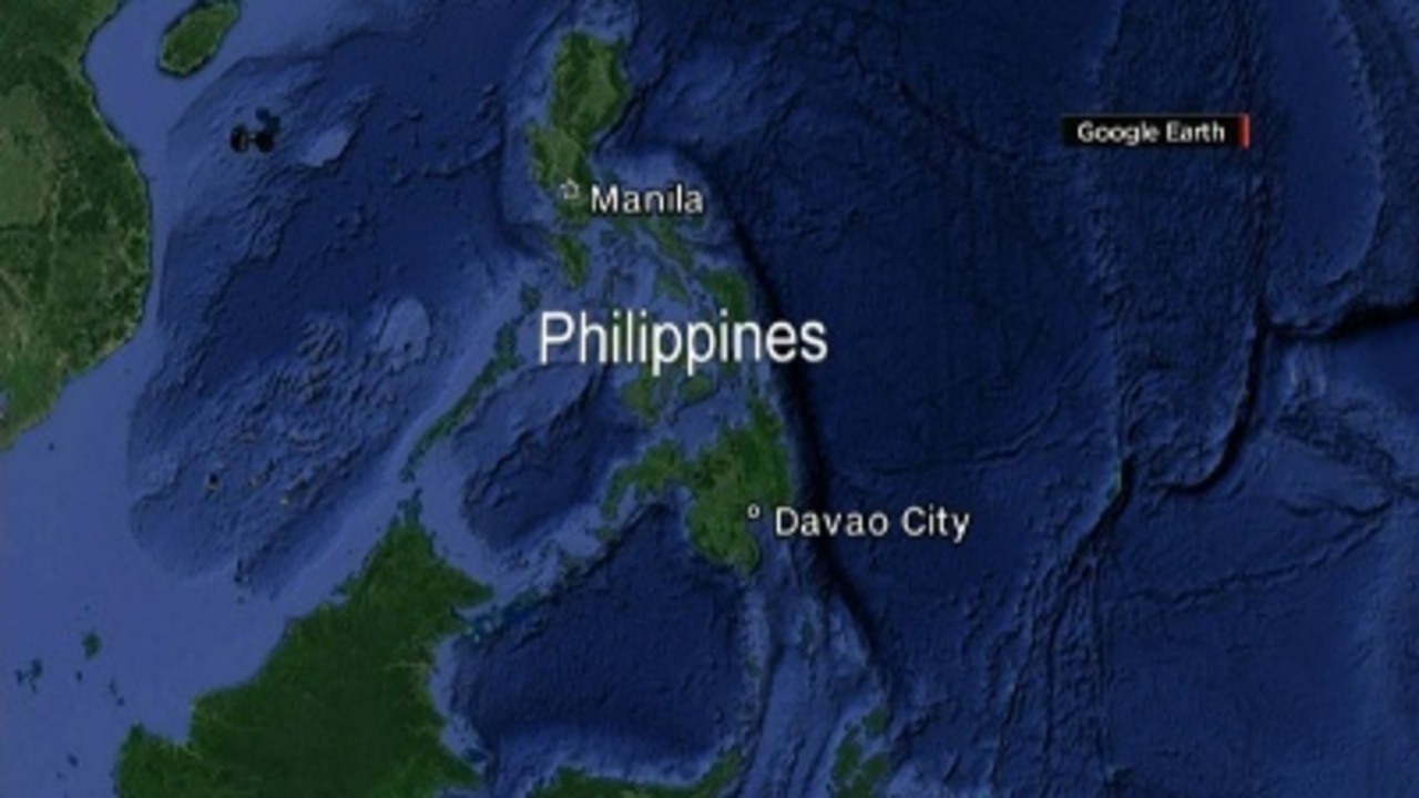 Bomb detonated by police near US embassy in Philippines