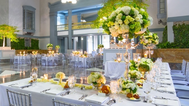 How To Decorate Tables At Your Wedding Reception