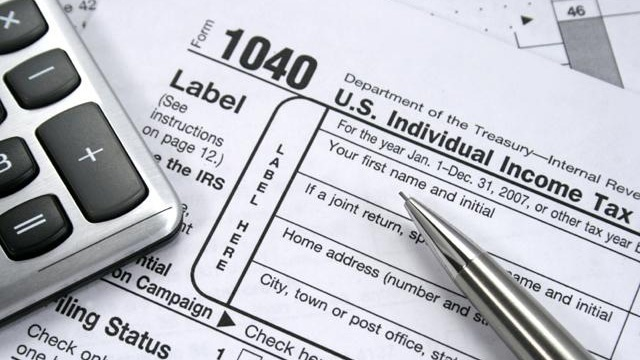 Free income tax form preparation for seniors and lower-income residents