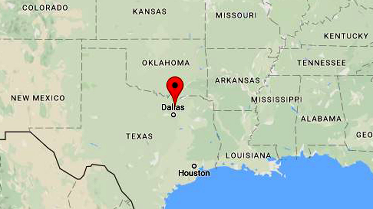 3 dead in Texas plane crash collision