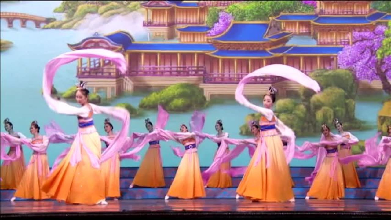 Image result for shen yun master of ceremonies