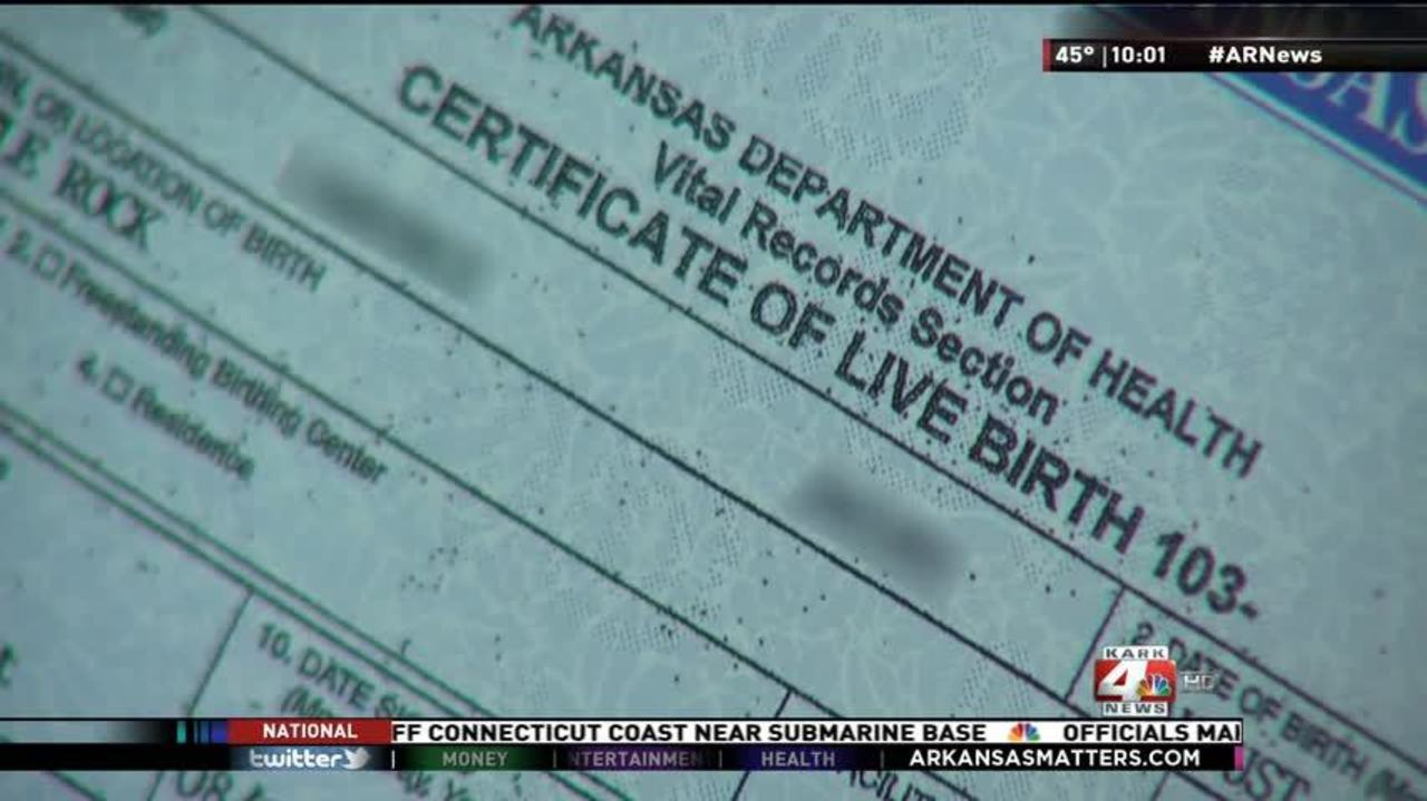 Ar Same Sex Birth Certificate Case Seeks Scotus Review