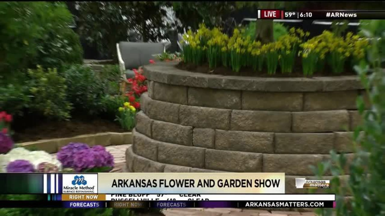2017 Arkansas Flower & Garden Show