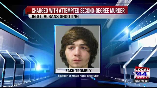 St  Albans Shooting Suspect, Victim Identified