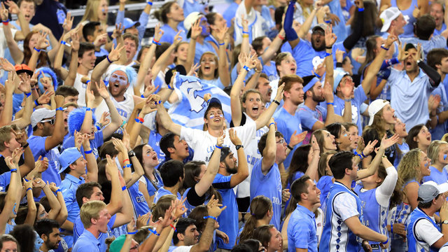 NCAA tournament by numbers - 2016 fans92783511