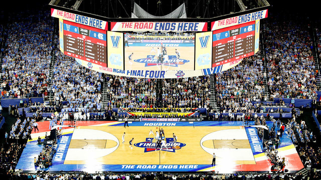 NCAA tournament by numbers - 2016 ratings33237068
