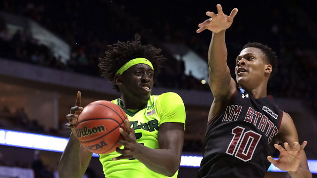 2017 NCAA tournament - Baylor-New Mexico State53223526