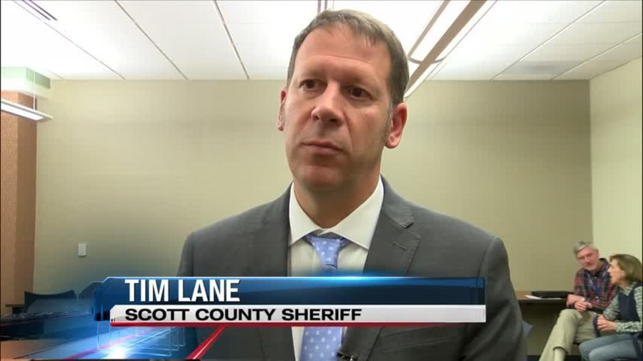Sheriff's Department changes