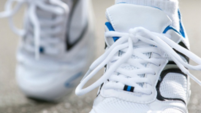 Walking shoes: Features and fit that keep you moving