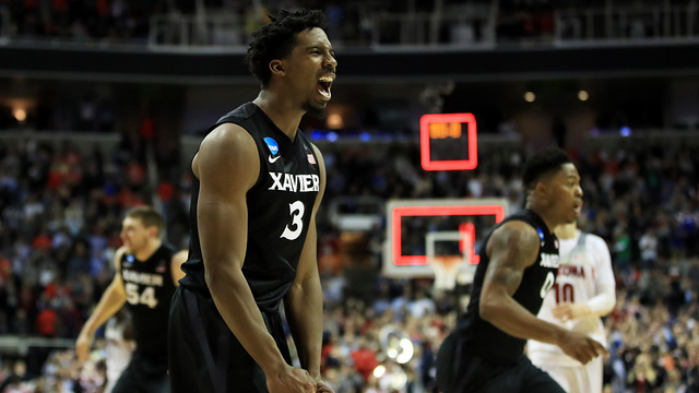 NCAA Elite 8 Set - Xavier Stuns Arizona