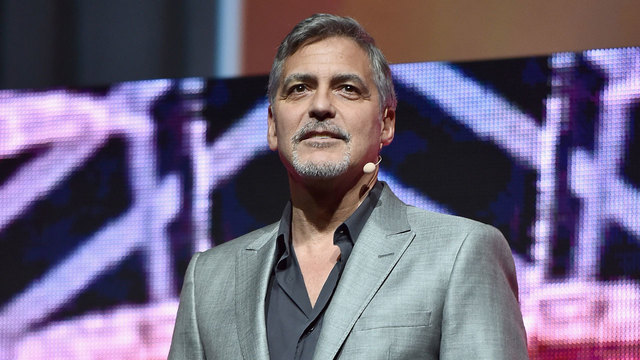 George Clooney is working on a Watergate series for Netflix